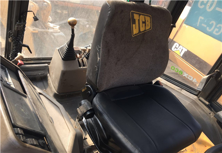Used Backhoe loader JCB 4CX_Shanghai YueChao Trading Co, Ltd